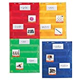 Learning Resources Magnetic Pocket Chart Squares, Classroom/Teacher Organizer, Classroom S...