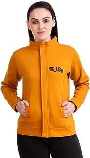 KIBA RETAIL Women Winter Wear Full Sleeve Zipper Jacket
