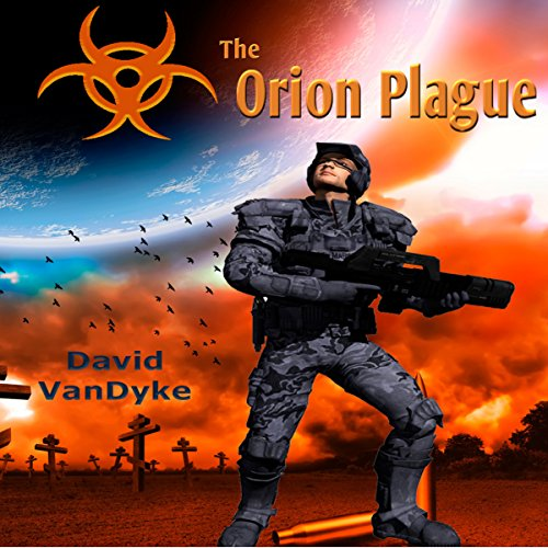 The Orion Plague audiobook cover art