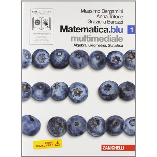 Matematica.blu. Algebra. Geometria. Statistica. Per le Scuole superiori. Con DVD-ROM. Con espansione online (Vol. 1)