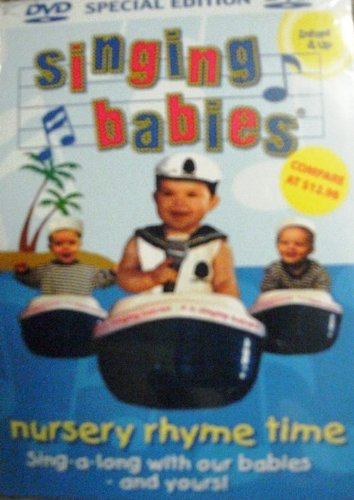 Singing Babies Nursery Rhyme Time Infant & up 5 Star Special Edition (Dvd)