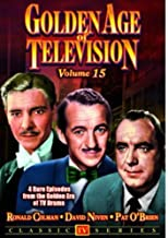 Golden Age of Television, Volume 15