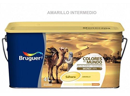 Bruguer M111998 - Pintura plastica colores del mundo sahara intermedio