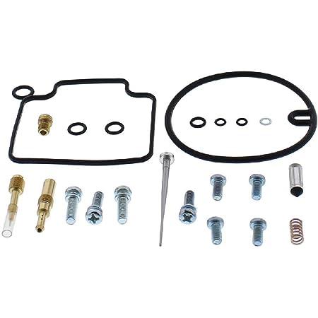 F FIERCE CYCLE Motorcycle Carburetor Repair Rebuild Set Parts for Honda VTX1300C 2004-2007
