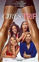 GIRLS TRIP (2017) Original Movie Poster 27x40 - Dbl-Sided - Queen Latifah - Regina Hall - Jada Pinkett Smith - Tiffany Haddish