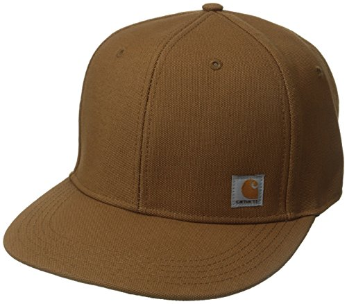 Carhartt Ashland Cap Gorras, Brown, One Size Unisex Adulto