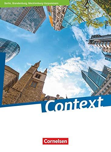 Context - Berlin/Brandenburg/Mecklenburg-Vorpommern - Ausgabe 2019: Schülerbuch - Kartoniert