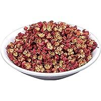 Granos de pimienta genuinos Szechuan Grado A, menos semillas, sabor fuerte, esencial para Kung Pao pollo, Mapo Tofu, 50 g (1.8)