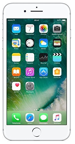 Apple iPhone 7 Plus 128GB Plata (Reacondicionado)