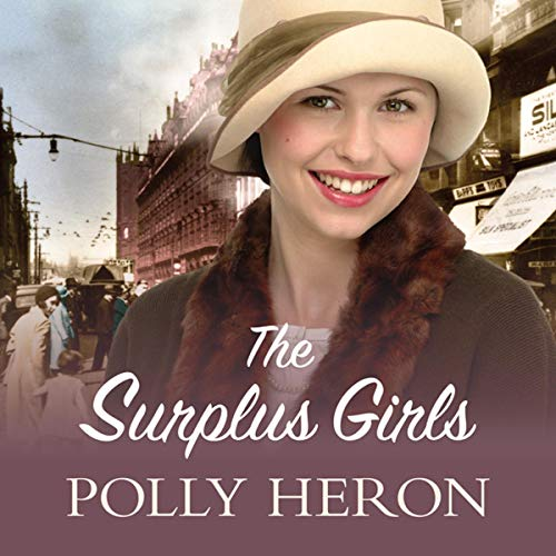 Couverture de The Surplus Girls