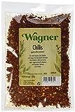 Wagner Gewürze Chillies geschrotet scharfe Chiliflocken als Gewürz für Chili con Carne, Saucen & Fleisch, Chilli für die Mühle, getrocknet, Menge: 1 x 100 g