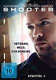 Shooter - Staffel 1 [4 DVDs]