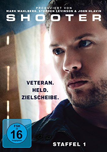 Shooter - Staffel 1 [4 DVDs]