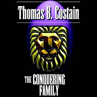 The Conquering Family audiobook cover art