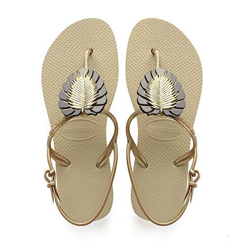 Havaianas Vrijheid Metalen Pin Womens Sandalen