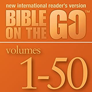 Bible on the Go Audio Bible - New International Reader's Version, NIrV: Vols. 1-50 from the Old and New Testaments audiobook cover art