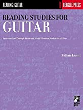Best berklee reading studies for guitar Reviews