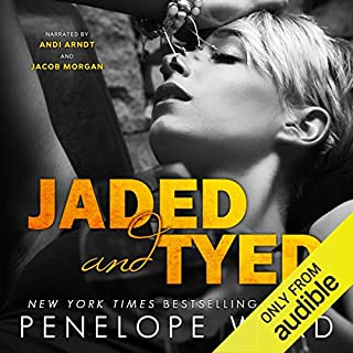 Jaded and Tyed audiobook cover art