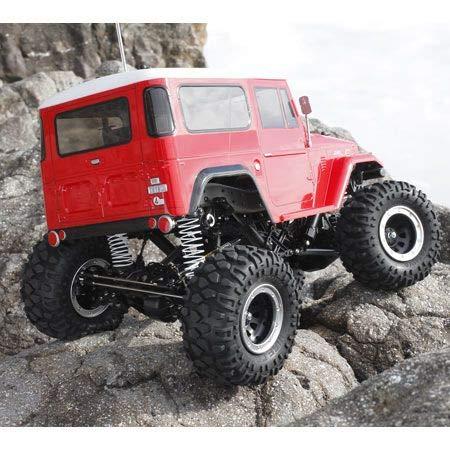 RC Auto kaufen Monstertruck Bild 2: TAMIYA 300058405 - Toyota Land Cruiser 40, ferngesteuertes Offroad Fahrzeug, 1:10, Elektromotor, Bausatz*