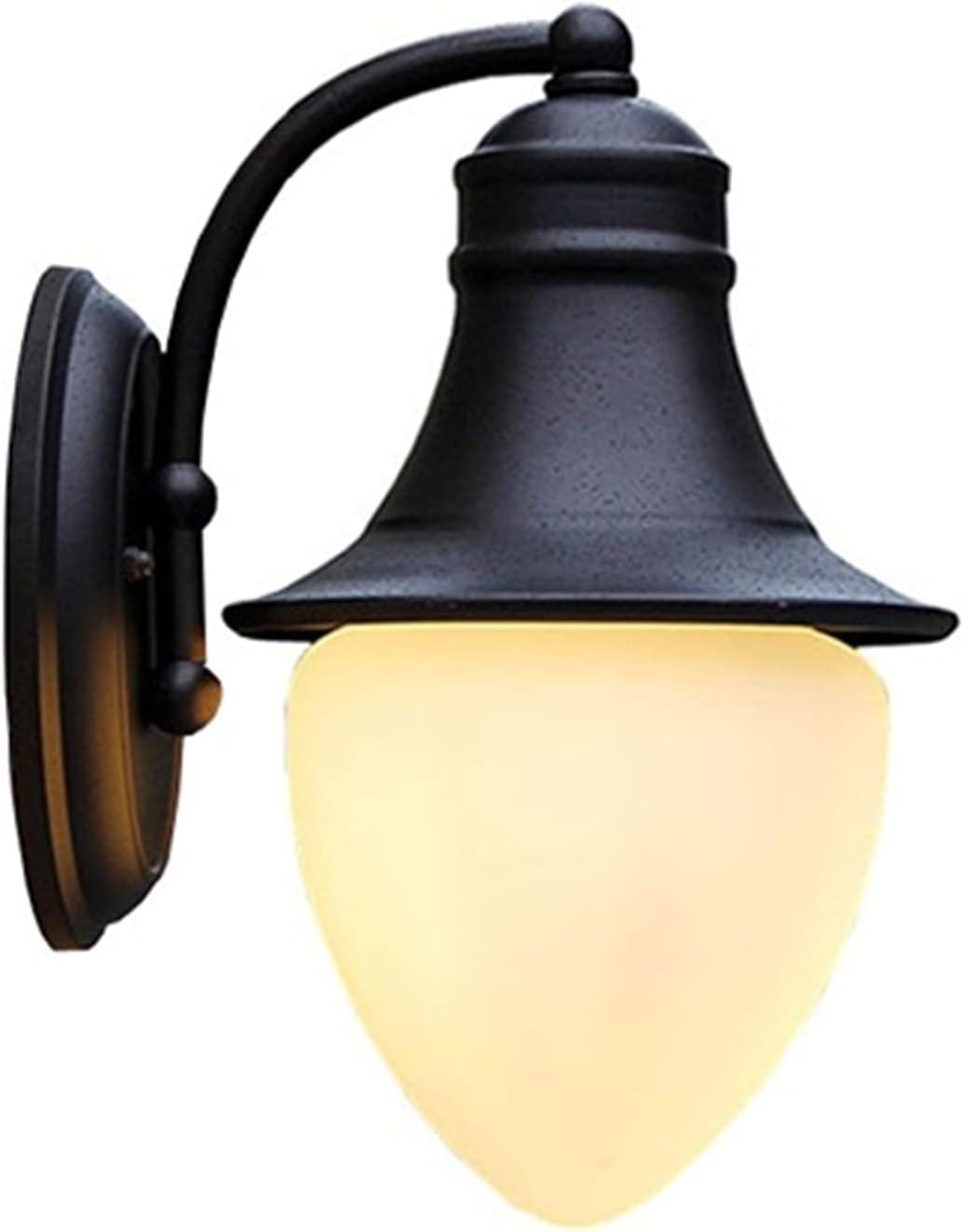 Industrial al aire libre impermeable lámpara de pared retro e27 fuente de luz de la luz de la cabeza de la cabeza de la cabeza de la cabeza de las luces montadas Luz de la pared Lámpara de lectura Lám