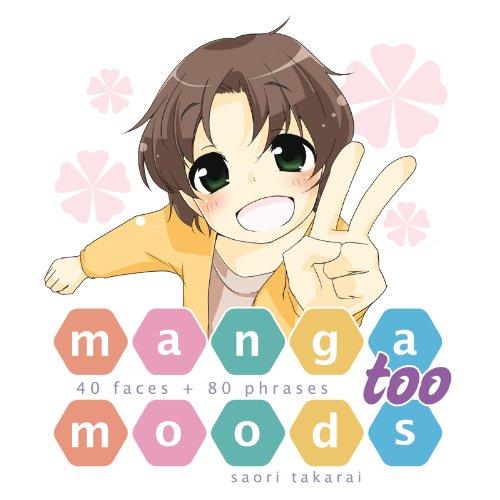 Manga Moods, Too (English Edition)