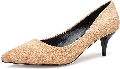 Oudan schuhe Planos pequeños pies, Farbe Caqui, 39 (Farbe   como se Muestra, tamaño   Un tamaño)
