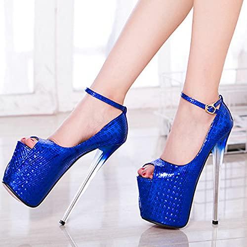 GYAM Tacones Altos, Zapatos de Fiesta de Boda, Bombas de Mujer, Tacones...