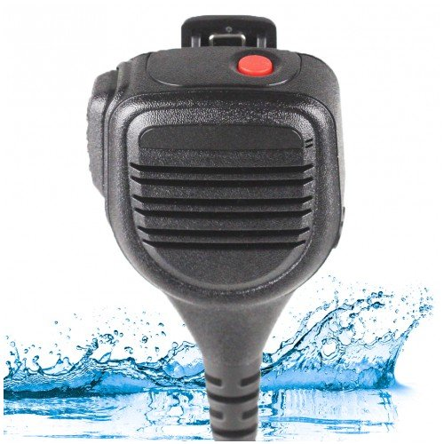 Purchase IP67 Water Proof Fire Retardant Speaker Microphone for Harris Radios (See List)