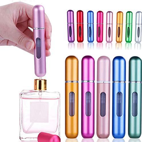 Contenitore profumo portatile