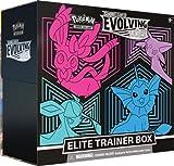 Elite Trainer Box Sword & Shield Evolving Skies Sylveon Espeon Glaceon e Vaporeon (ENG)