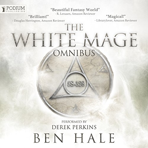 The White Mage Omnibus: Books 1-3 cover art