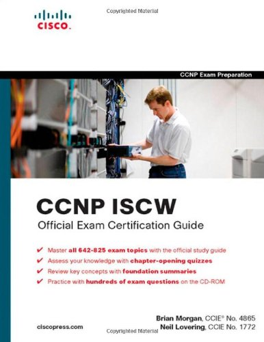 Image OfCCNP ISCW Official Exam Certification Guide
