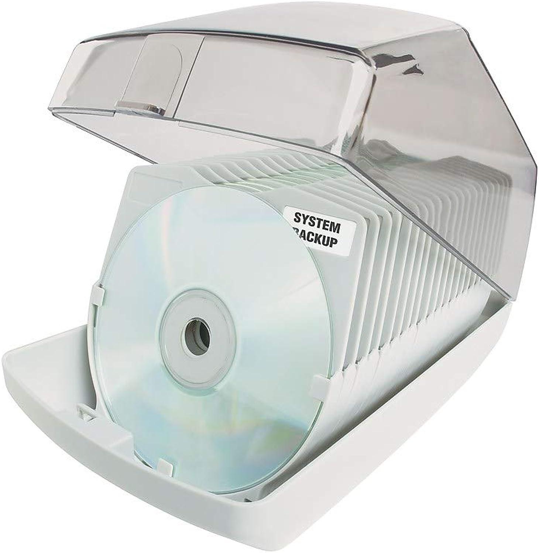 Staples 40 CD Caseless Storage Box