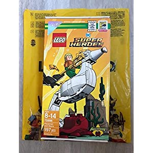 © 2018 The LEGO Group / Amazon.co.jp - LEGO DC Super Heroes Aquaman and Storm(SDCC 2018 Exclusive) 75996 (アクアマン&ストーム)