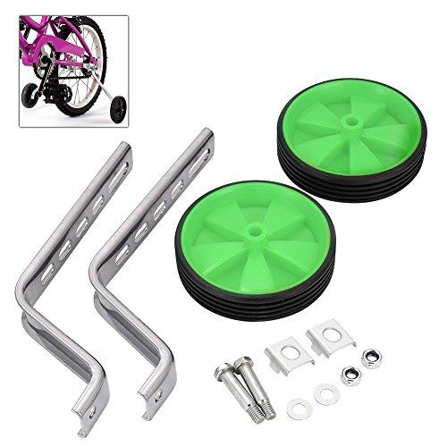 Zantec Universal Fahrrad Trainings Räder 12 bis 20 Zoll Räder Kinder Fahrrad seitliche Räder Fahrrad Stabilisator