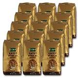 15 Stück Gina Wiener Kaffee 1000g Bohnen = 15 kg