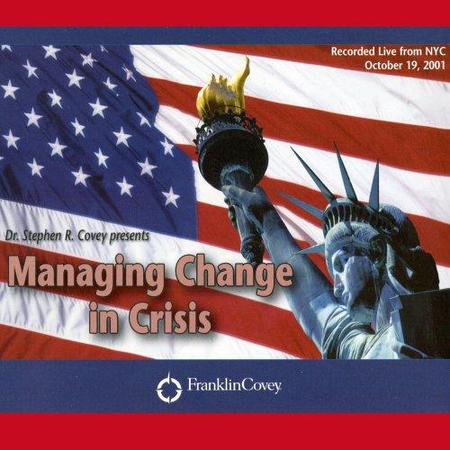 『Managing Change in Crisis』のカバーアート