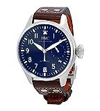 IWC Big Pilot Le Petit Prince Automatic Blue Dial Mens Watch IW501002