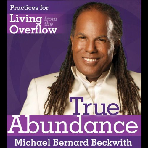 True Abundance audiobook cover art