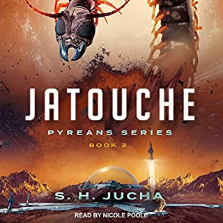 Jatouche audiobook cover art