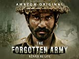 The Forgotten Army - Azaadi ke liye - Trailer (OV)