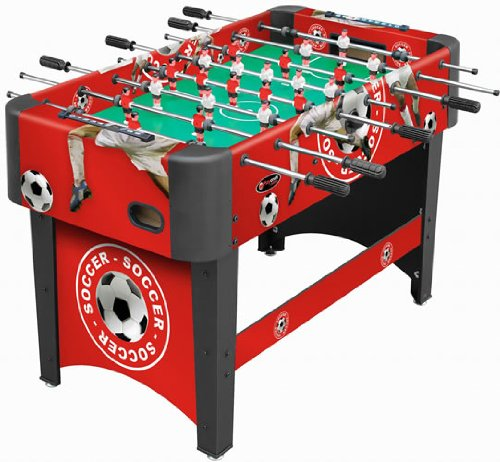 Playcraft Sport - 48 Inch Foosball, Red
