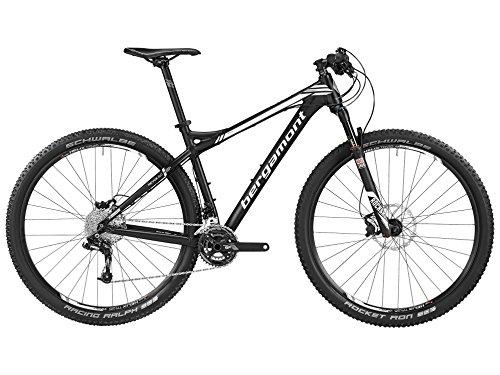 Bergamont Revox 8.0 29'' MTB Fahrrad schwarz/weiß 2016: Größe: XXL (194-203cm)