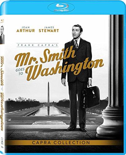 Mr Smith Goes To Washington [Edizione: Stati Uniti] [Italia] [Blu-ray]