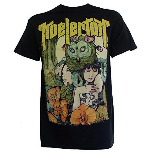 Authentic Kvelertak Self Titled Debut Album Cover Art T-Shirt S-2XL New