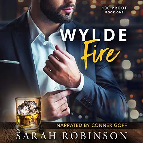 Wylde Fire audiobook cover art