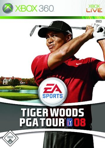 Electronic Arts  Tiger Woods PGA Tour 08 Xbox 360