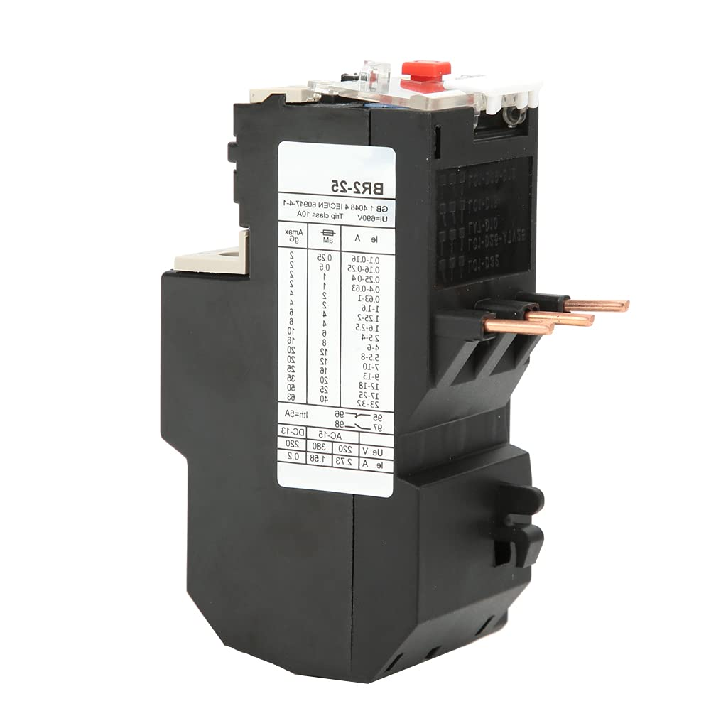 Thermal Overload OFFicial Quantity limited shop Relay Authorized with Rel 7A-10A