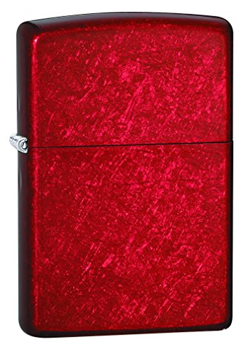 Zippo Zippo Feuerzeug, Candy Apple Red Candy Apple Red