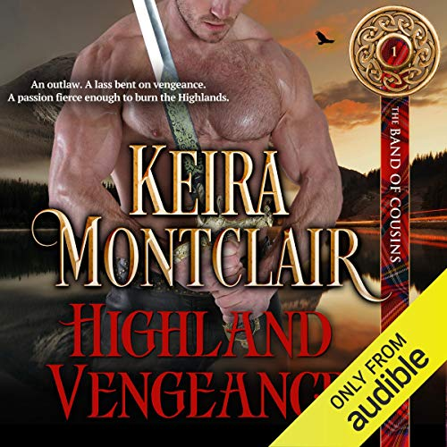 Highland Vengeance audiobook cover art